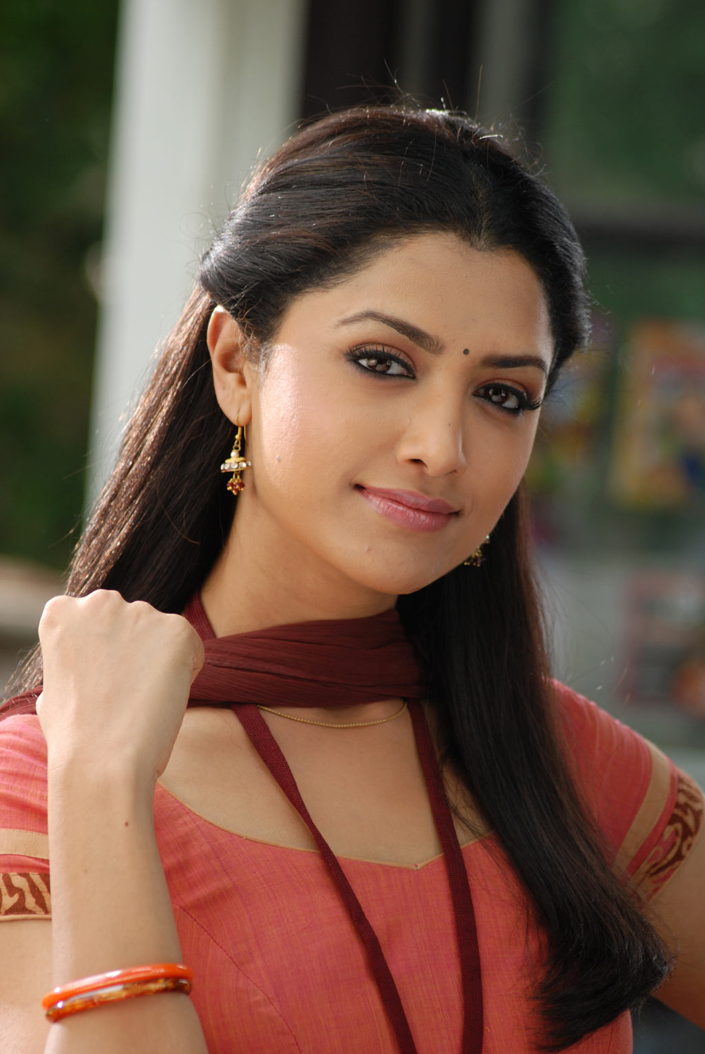 Images For > Mamta Mohandas In Saree