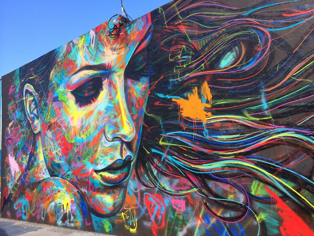 New Street Art By British Urban Artist David Walker In Miami For Art Basel 2013. 1