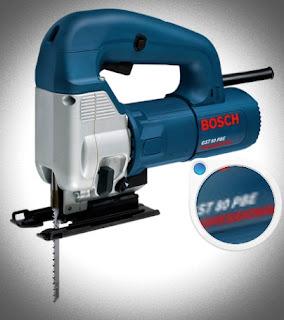 Mesin Gergaji Jigsaw Bosch GST 80 PBE