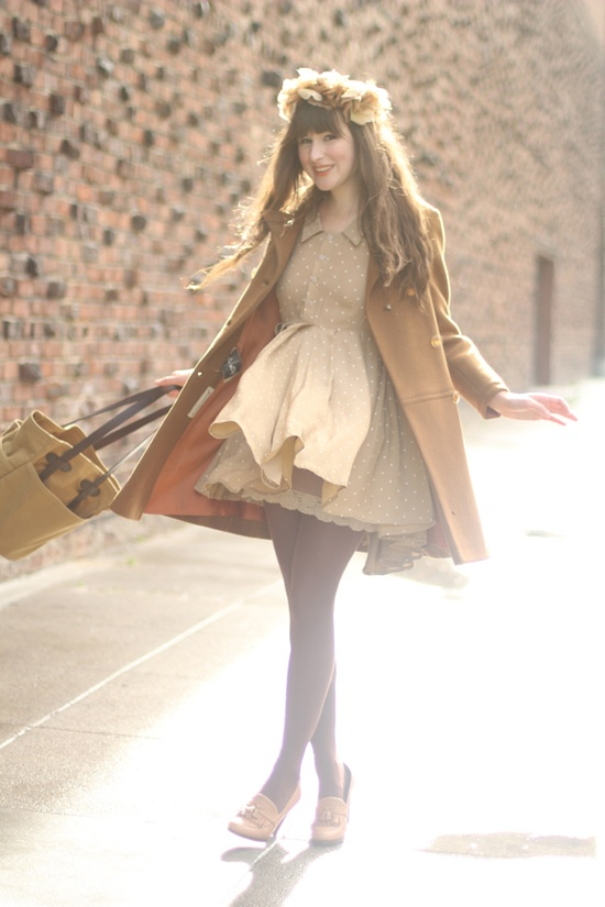 DevilInspired Lolita Clothing: Coats In The Lolita Style