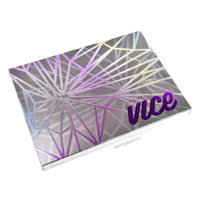 Urban Decay Vice 4 Holiday 2015 Review