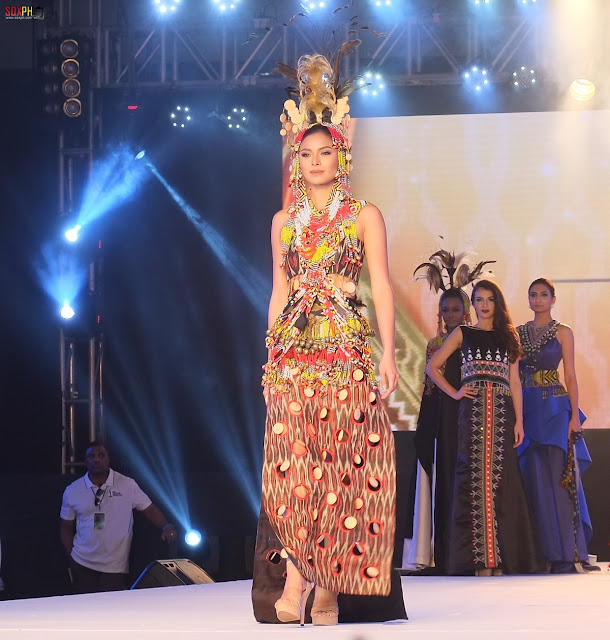 Tnalak takes spotlight at Miss Universe event