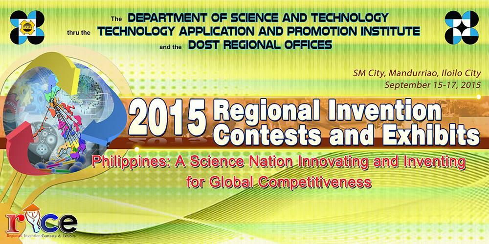 2015 Regional Invention Contests and Exhibits (RICE)