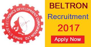 Bihar State Electronics Development Corporation Limited Recruitment 2017