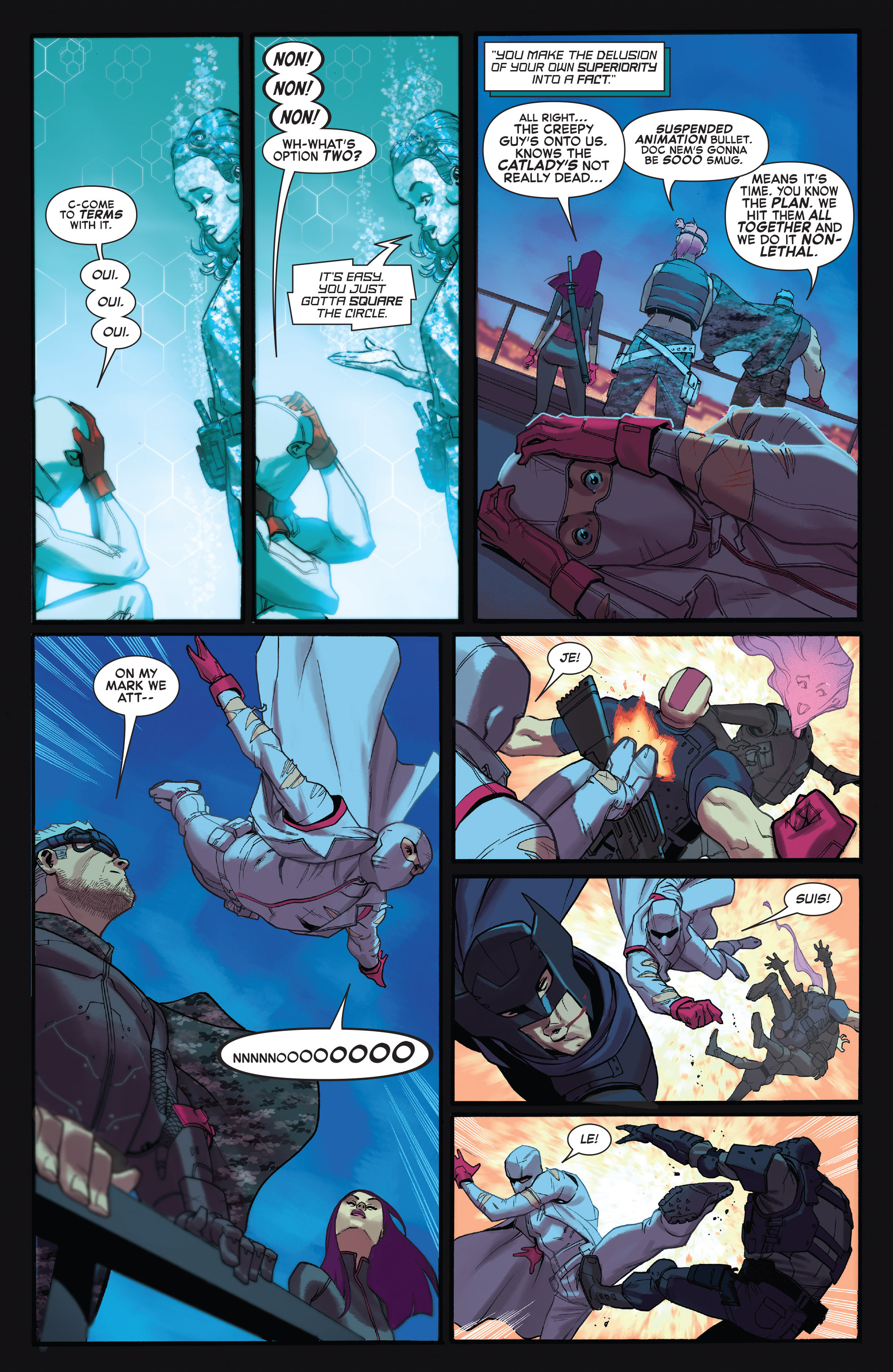 Read online X-Force (2014) comic -  Issue #4 - 18