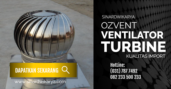 TURBIN VENTILATOR OZVENT