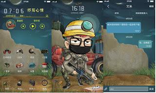 Tema Vivo V7+ Untuk Xiaomi