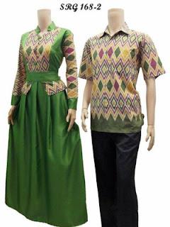Model Baju Batik Sarimbit Untuk Pesta Terbaru