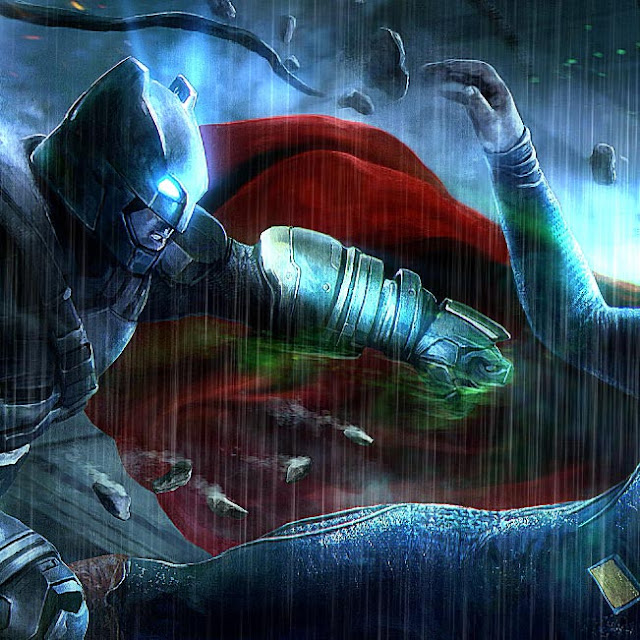 Batman V Superman: Dawn of Justice Wallpaper Engine