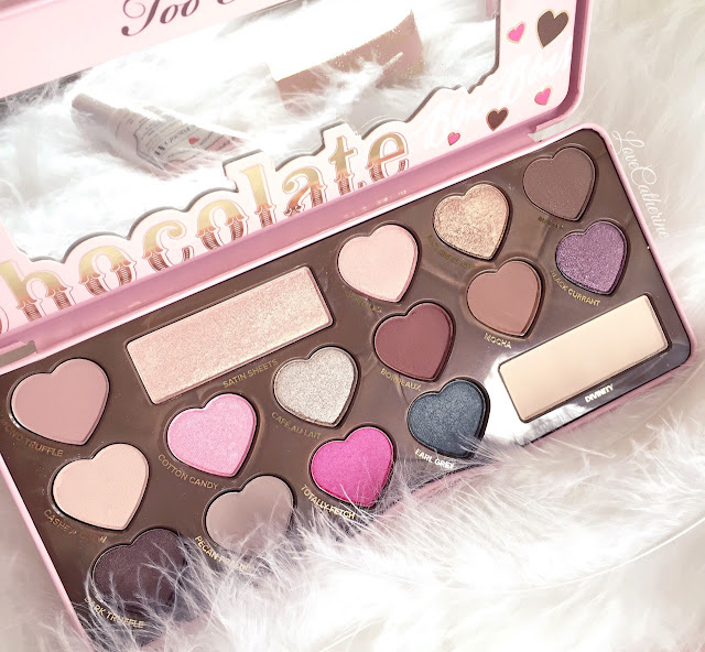 Too Faced Haul 2016 | Chocolate Bon Bons Eyeshadow Palette