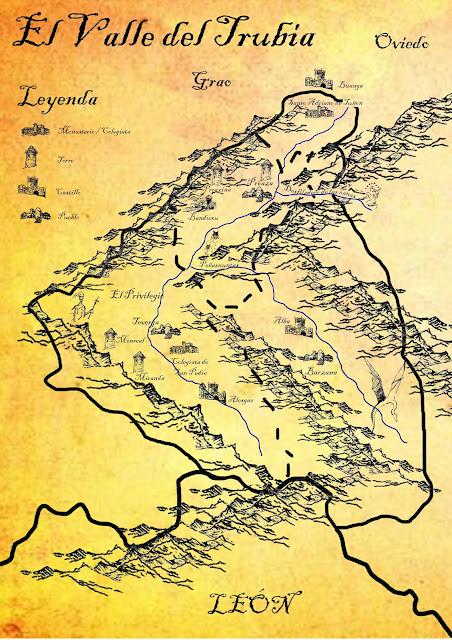 Valle del Trubia