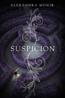 Download Suspicion by Alexandra Monir [ePub]