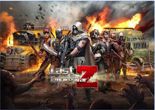 Last Empire-War Z v1.0.92 MOD APK Terbaru (Full Unlimited Money, Diamonds)