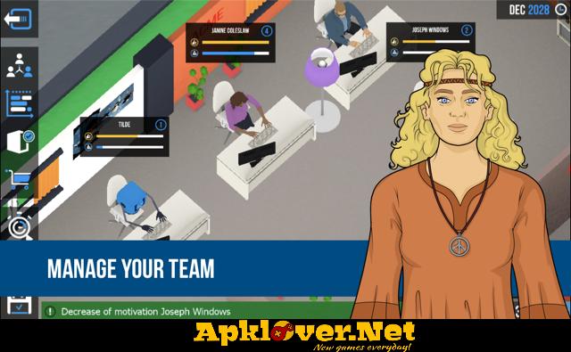 Business Inc. 3D APK MOD unlimited money
