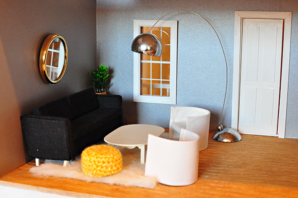 The Cheese Thief: A Little Dollhouse Update (DIY and New ...