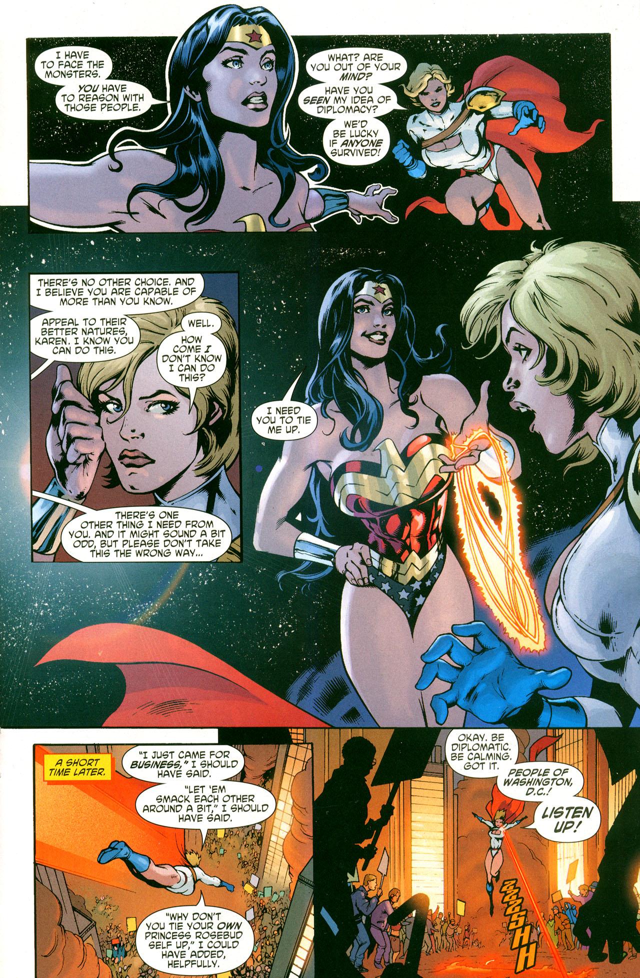 Read online Wonder Woman (2006) comic -  Issue #41 - 18