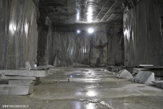 Visitare le cave di marmo di Carrara