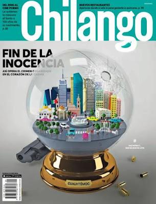 Revista Chilango México Septiembre 2017