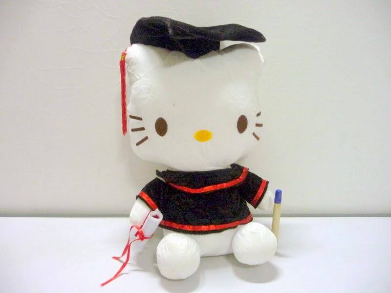 Gratis download gambar boneka hello kitty wisuda