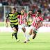 Necaxa ganó 2-1 a Santos