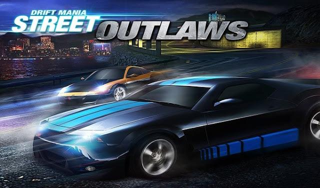 Drift Mania: Street Outlaws v1.14 Apk + Data Mod [Dinero]