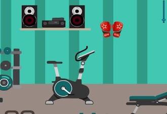 OnlinegamezWorld Gym Escape