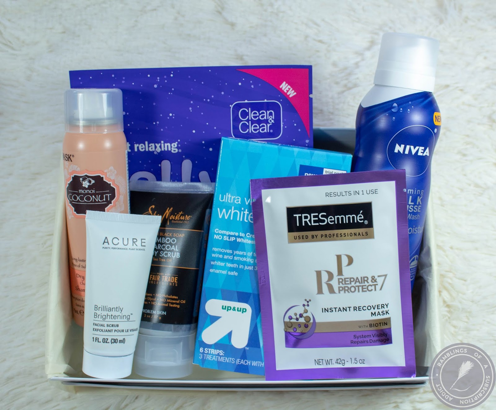 Target Beauty Box - July 2018 | Frankly Kiersten Reviews
