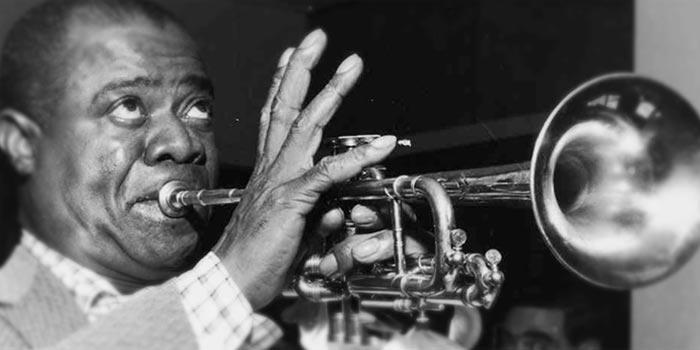 Recordamos a Louis Armstrong en los 45 años de su fallecimiento
