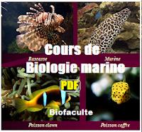 Biologie marine cours