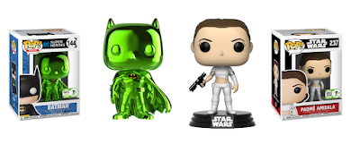 Funko's Emerald City Comic Con 2018 Vinyl Figure & Plush Exclusives – Pop!, Dorbz, Rock Candy & So Much More!