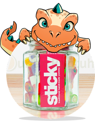 My U Mobile App FREE Sticky Candy Grab Voucher