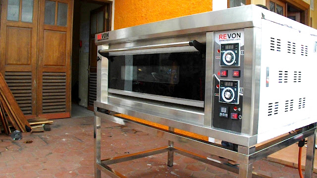 oven gas stainless steel