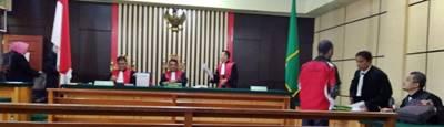Wakil Ketua DPRD Merangin Korupsi