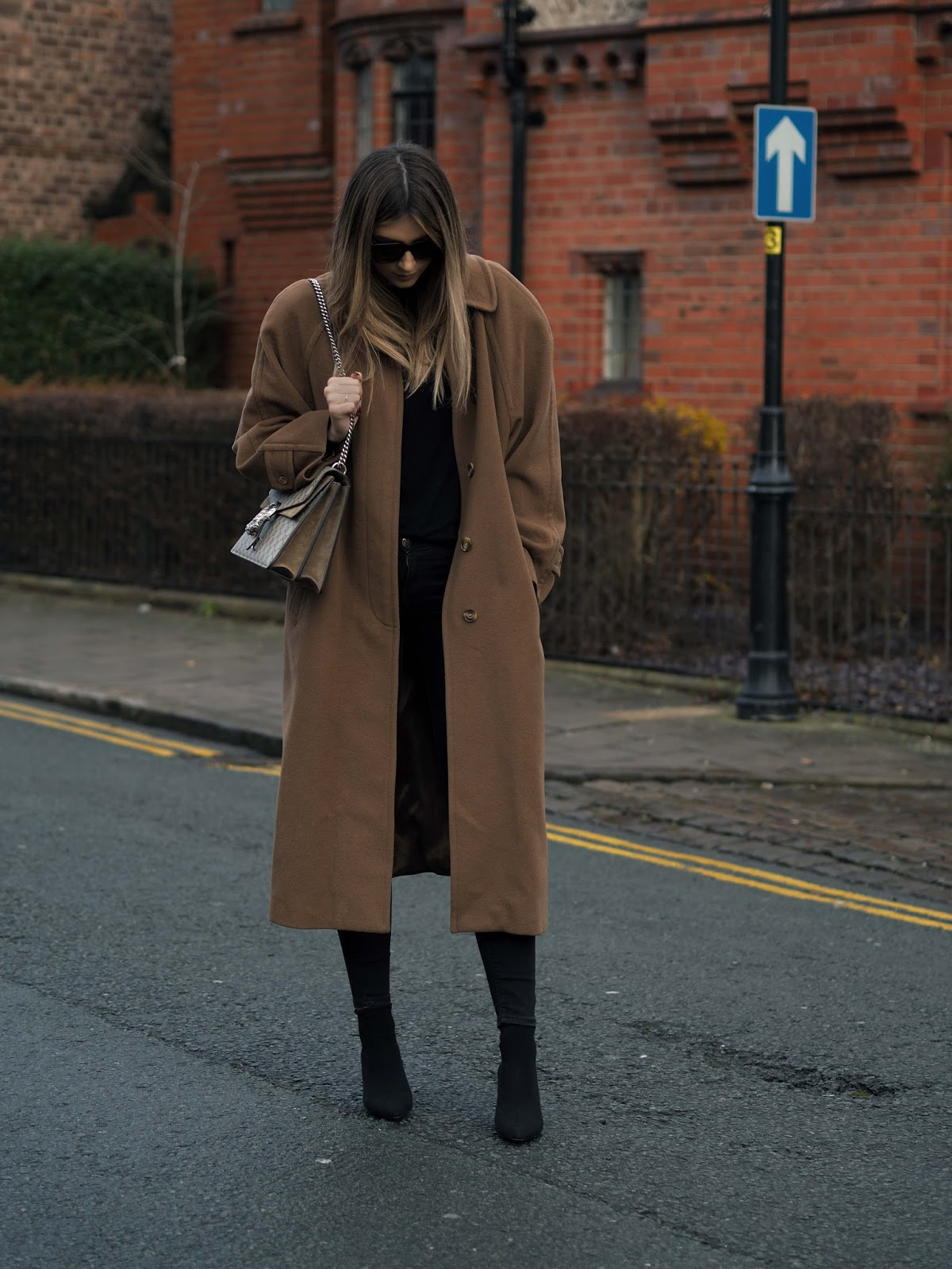 The Camel Coat Olivia Laura