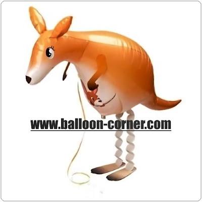 Balon Foil Airwalker Kanguru