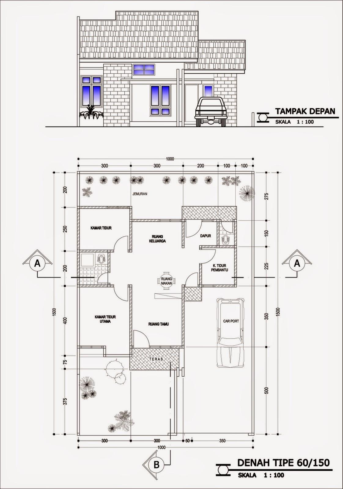 Desain Rumah Minimalis 1 Lantai Lengkap Foto Desain Rumah Terbaru