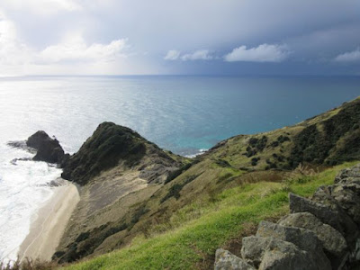 Cabo Reinga, Nueva Zelanda