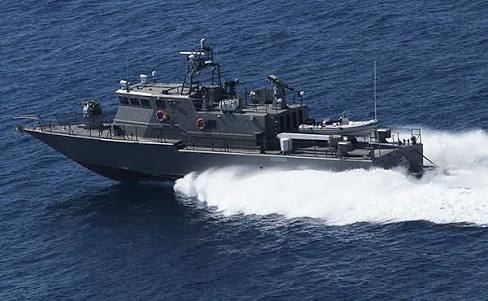 Israel Shipyard's Shaldag Mk  V Fast Patrol Boat Offered to