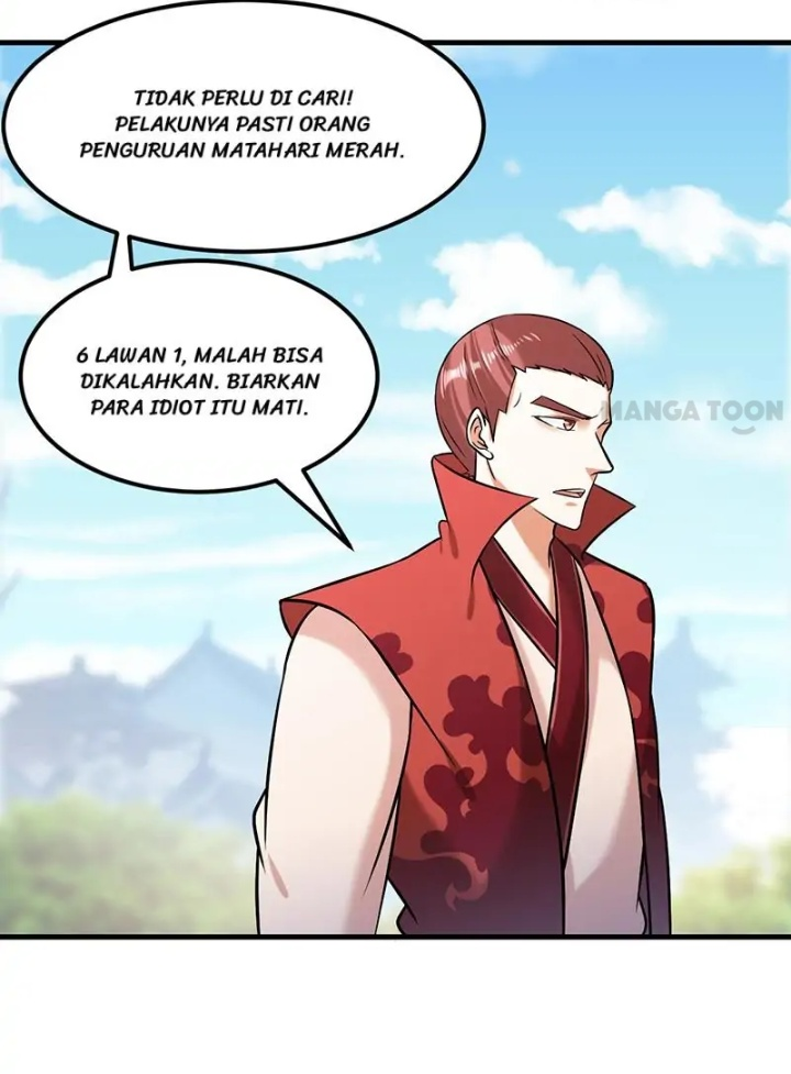 Martial Arts Reigns Bahasa Indonesia Chapter 38