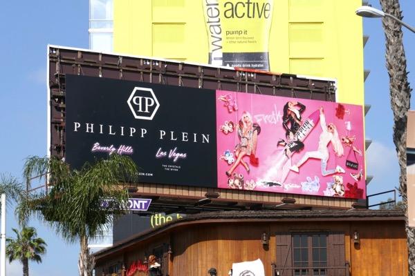 Philpp Plein S18 billboard