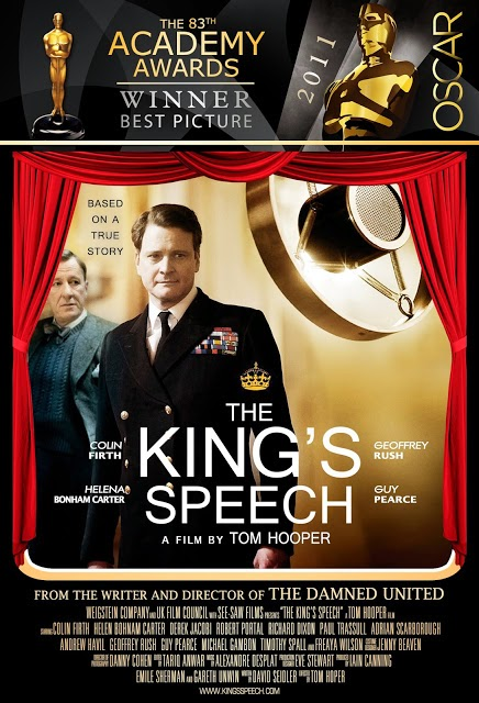 83 oscar en iyi film odulu the kings speech