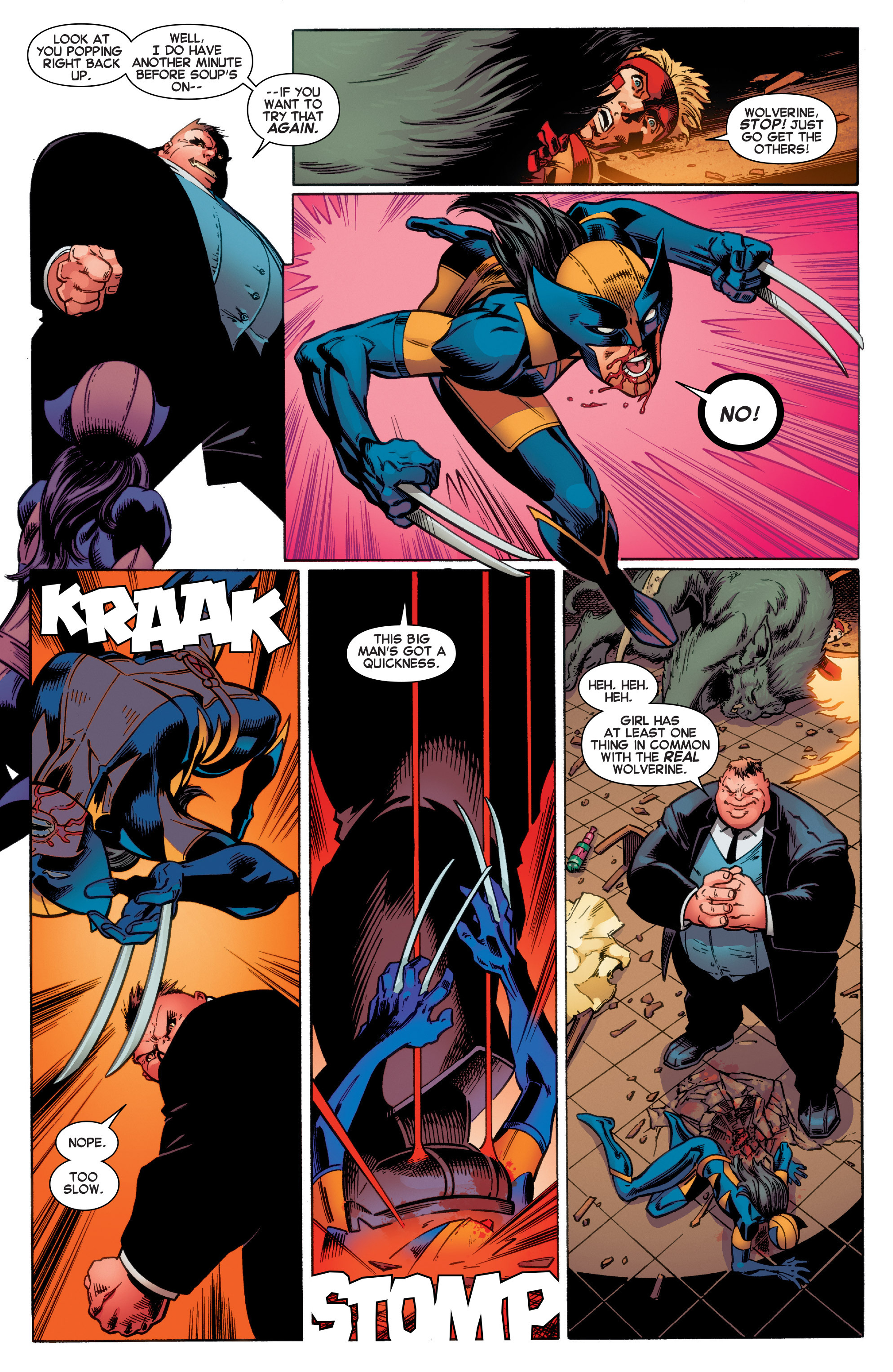 Read online All-New X-Men (2016) comic -  Issue #4 - 21