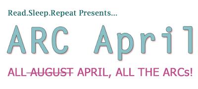 ARC April banner