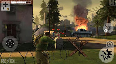 Brothers in Arms 3 Mod Apk