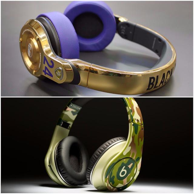 Custom Headphones Beats & Monster