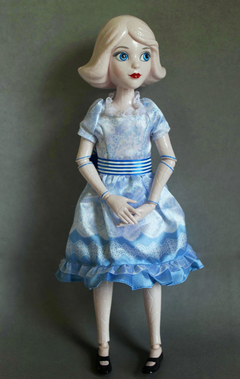 Cozy Comforts And Dolls China Doll From Oz