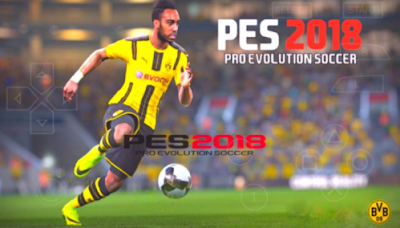 PES Jogress Evolution Patch 2018 Save Data+Texture PPSSPP Android