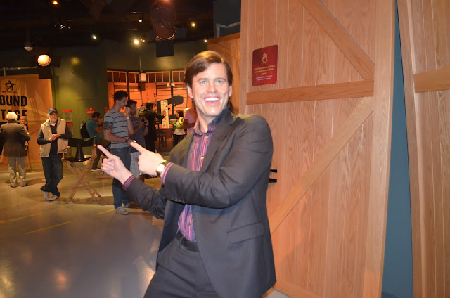 Jim Carrey no Madame Tussauds