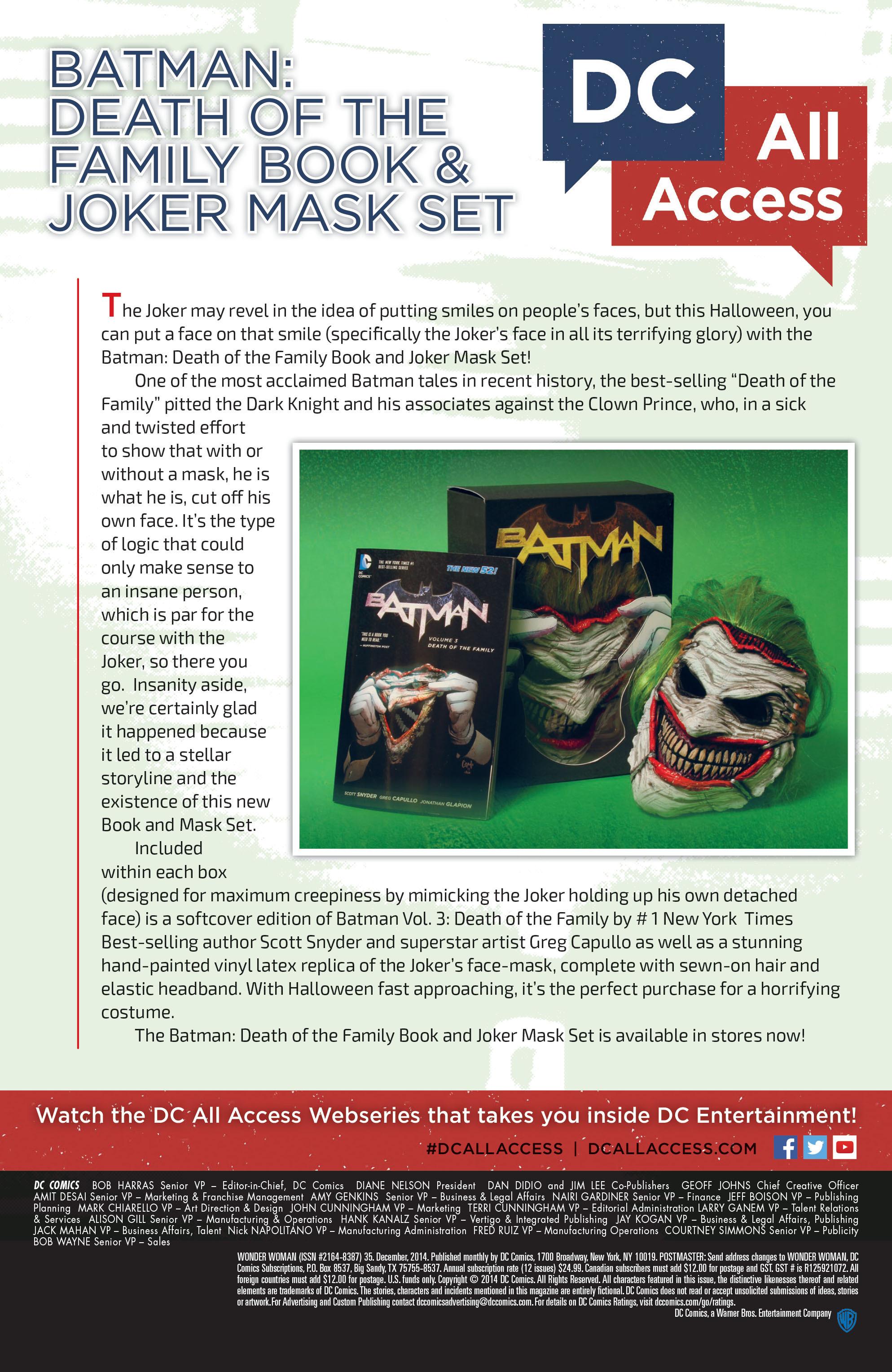 Read online Wonder Woman (2011) comic -  Issue #35 - 24
