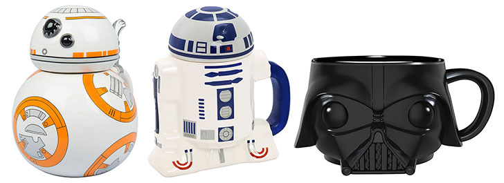 10 Must Have Star Wars Coffee Mugs For 2017